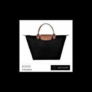 Longchamp Medium Le Pliage